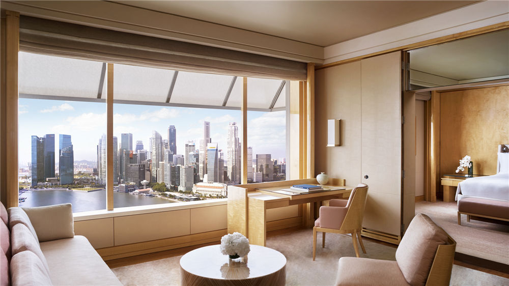 Club Deluxe Suite (high CBD view)